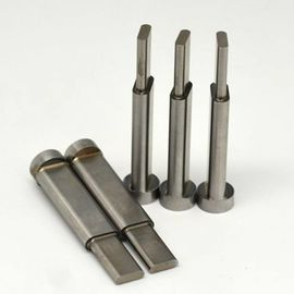 China Custom Oblong Die Punch Pins High Speed Tool Steel Material With 60-62 HRC Hardness supplier