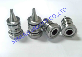 China High Hardenability Precision Cnc Machined Parts For Cosmetic Packaging Mould supplier
