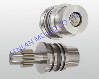 China Medical Part Precision Mould Parts , STAVAX Screw Mold Core Custom Dimensions supplier