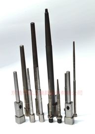 China Length 500mm Die Casting Mold Parts , Straight Ejector Pins For Car Moulding supplier