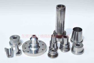 China Custom Injection Molding Components SKD61 Material For Cosmetic Bottle Mould supplier