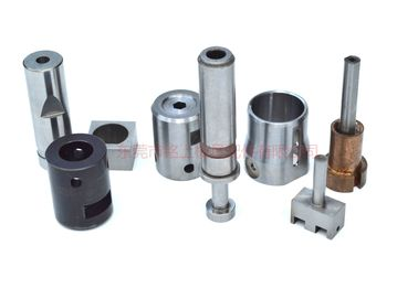 China DC53 Cnc Machining Services Metallic Luster Appearance For Jig And Fixture Parts supplier