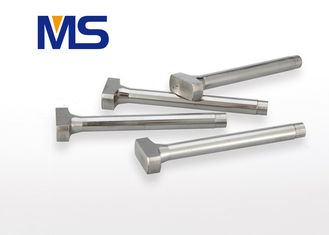 China Flat Head Mold Core Pins / Cavity Pins Corrosion Resistance With 0.005 Tolerance supplier