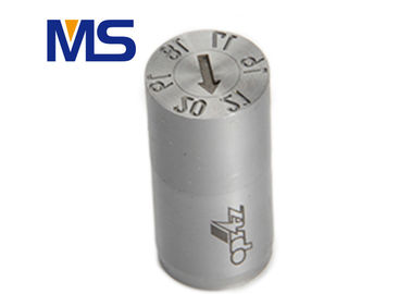 China High Accuracy Mold Date Inserts Replaceable Date Stamp Z 48718 American Standard supplier