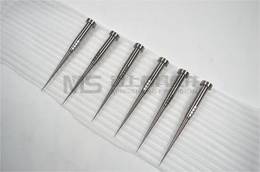 China Polishing Grinding Mold Core Pins / Insert Pins For Medical Consumables Molding supplier