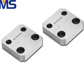 China Male And Female Square Side Locating Block For Plastic Mould Parts supplier