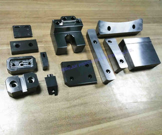China S45C Precision Cnc Milling Machined Parts And Components For Plastic Mould supplier