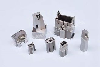 China Accuracy  Plastic Mold Parts Custom Metal Mould Components With 1.2343 Material supplier