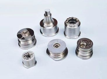 China Customized Stainless Steel Precision Mould Parts Round Shape With EDM Processing supplier