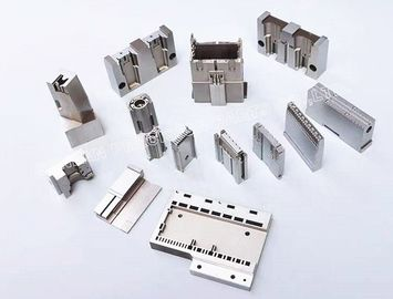 China Accuracy Front And Rear Cover Plastic Insert Molding Connector Parts supplier