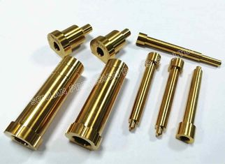 China ISO9001 Precision Core Pins For Die Casting Molding 46-48HRC Hardness supplier