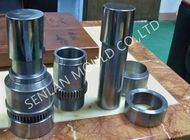 China PET Bottle Blow Mould Locating Pins And Bushings With CNC Milling Service factory