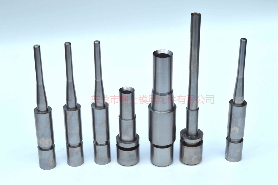 CNC Machining Injection Mold Components , Blow Bottle Molding Core