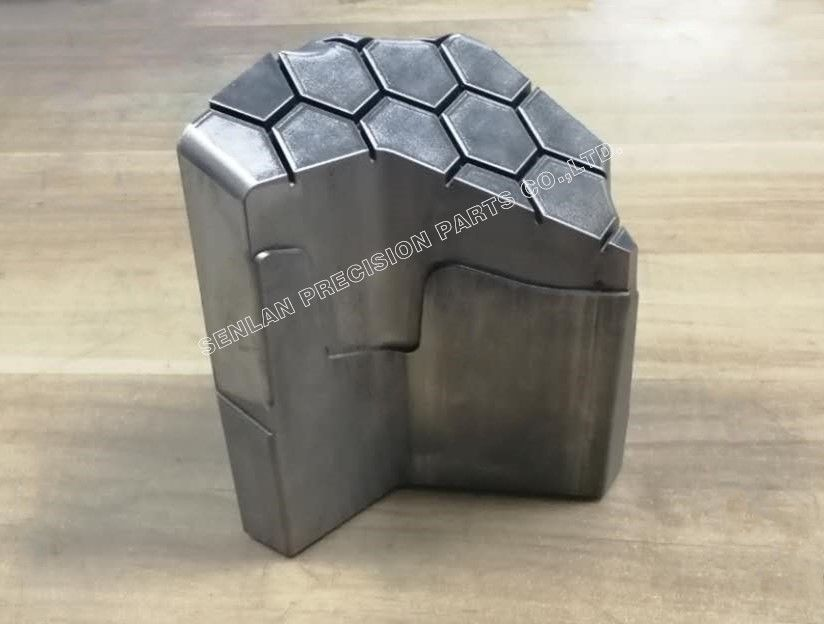 Plastic Injection Precision Mould Parts Mold Core Inserts Tolerance +/-0.01mm