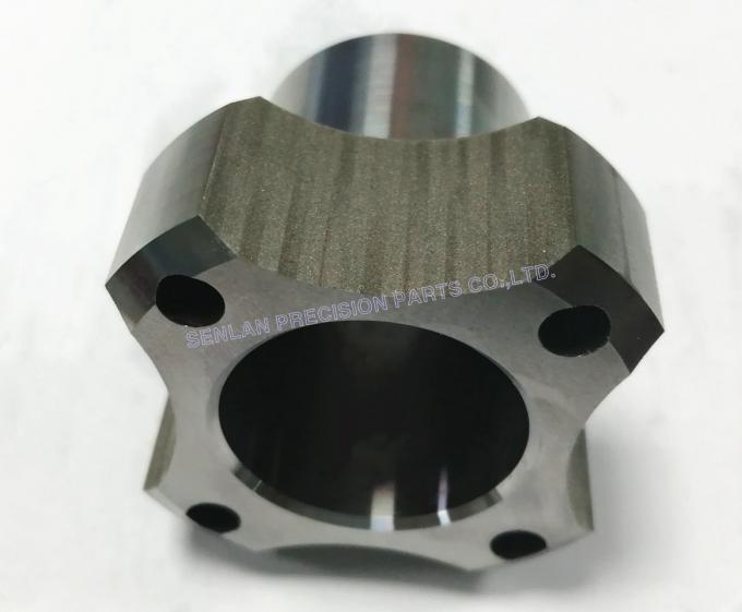 1.2343 Material Precision Cnc Machined Parts / Customized Machined Metal Parts