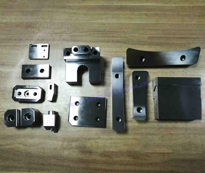 S45C Precision Cnc Milling Machined Parts And Components For Plastic Mould