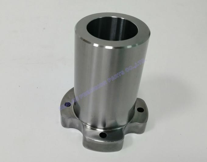 1.2343 Precision Cnc Machined Parts With 48 - 52 HRC Hardness For Medical Industry