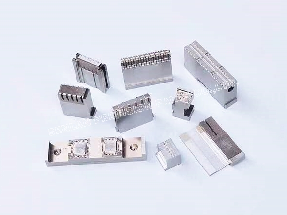 Accuracy Front And Rear Cover Plastic Insert Molding Connector Parts