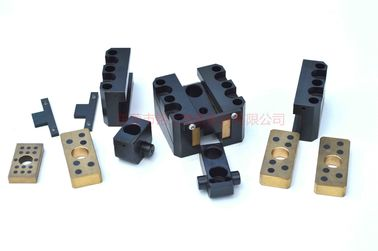 Small Plastic Injection Mold Components , Side Core In