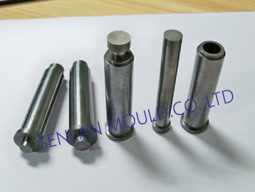 China High Polished Runner Lock Pin , Hss Piercing Punches Customized Dimensions factory
