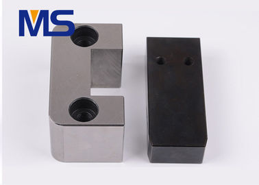 China Square Interlocks Locate Block Set , YK30 Material Injection Mold Components factory