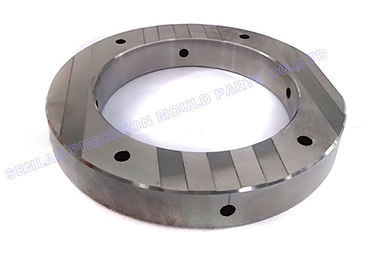 Non - Standard S45C Steel Locating Ring For Plastic Injection Mould Component