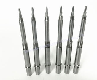 China ASSAB STAVAX Precision Core Pins Polishing Mould Components With 46 - 50 HRC factory