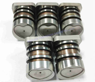 China Heart Shape Precision Mould Parts / Auto Mould Components With EDM Machining distributor