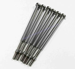 buy QRO90 Material Precision Mold Core Pins / Injection Molding Pins With 46 - 48 HRC online manufacturer