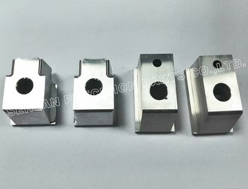 China 48-52HRC Precision Mould Parts Mold Core Insert Die Sliders For Plastic Injection Molding factory