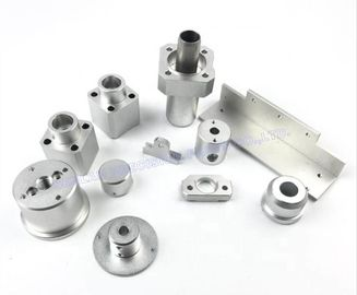 China Aluminum Precision Cnc Milling Machined Parts For Equipment +/-0.05mm Tolerance factory