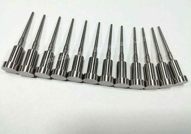 ISO9001 Precision Core Pins Injection Moulded Parts 0.008 mm Tolerance