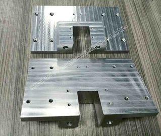 China JIS Standard Aluminum Precision Cnc Milling Components For Automobile distributor