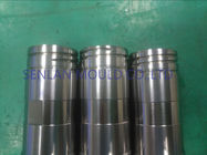 Cosmetic Cap Plastic Mould Parts , Injection Molding Threads